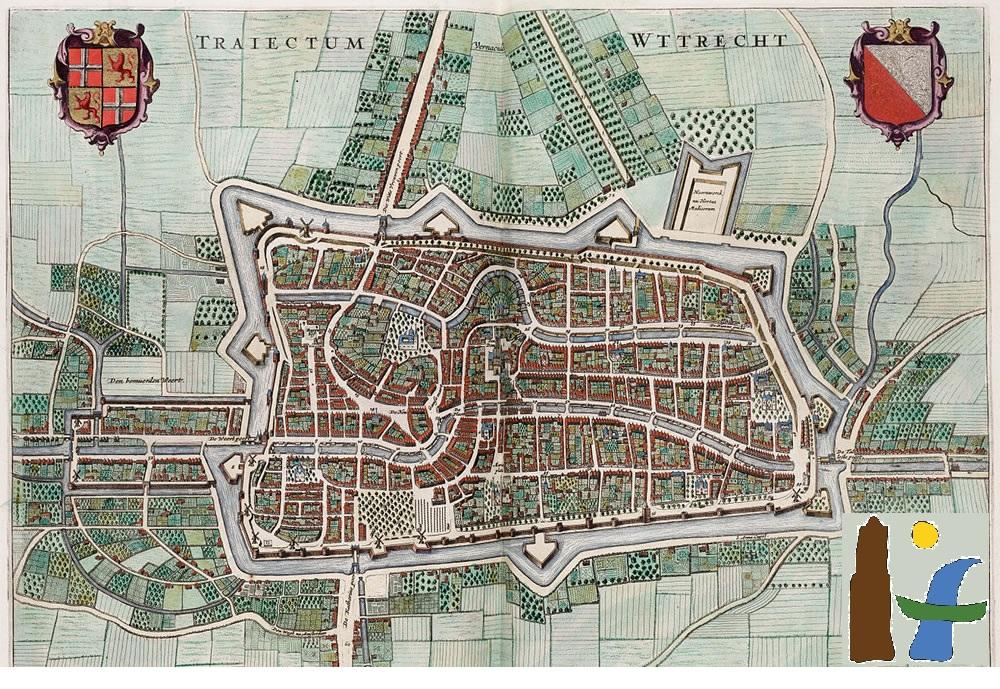 Lezing over de historie van de vaarwegen in Utrecht + ledenbrainstorm