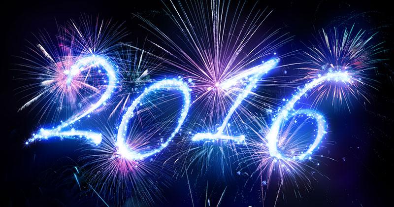 Activiteitenagenda 2016 en vooruitblik op 2016